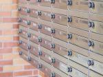 集合住宅のポスト